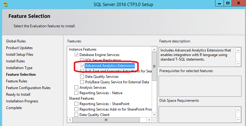 Introducing Microsoft SQL Server 2016 R Services | Henk's